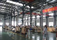 生产中的白银scb10干式变压器