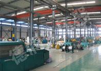 白银s11油浸式变压器生产线